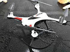 The JJRC H31 Quadcopter is the first waterproof drone that is priced like a toy…