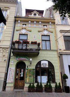 Kosice, Slovakia Part One: Pastel-Coloured Baroque and Renaissance Architecture Renaissance Architecture, Central Europe, More Pictures, Czech Republic, Pastel Colors, Hungary, Baroque, Big Ben, Poland