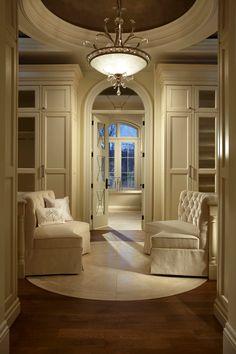 Luxus-Ankleidezimmer & Master-Bad - The Ancaster Estate, Toronto . - New Room