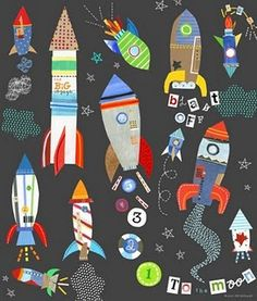 jill mcdonald rocket ships