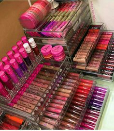I think that's lipsticks an all that stuff