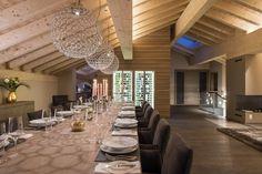 Sommerurlaub im Luxuschalet von Bramble Ski - The Chill Report Zermatt, Bramble, Living Room 2 Sofas, Balcony Tv, Private Sauna, Swiss Ski, Luxury Ski Holidays, Best Skis, Ski Chalet