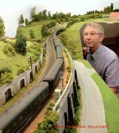 N Scale Train Layout, N Scale Trains, Model Train Layouts, Train Ho, Train Miniature, Model Railway Track Plans, Ho Model Trains, Train Table, British Rail