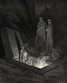La Divina Commedia (Dante Alighieri) by Gustave Doré 1861
