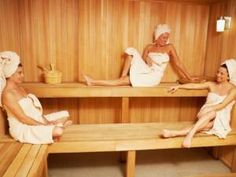 Could sweating prevent cancer? How saunas (might) benefit your health.