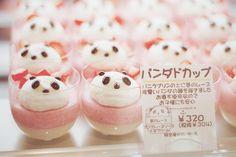 Cute japanese dessert
