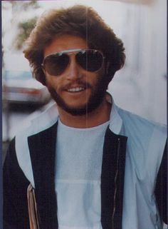 Andy Gibb looking just like big brother Barry.