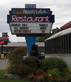 Noah's Ark. Another long-time #Bremerton business with a lot of history. Great milkshakes, soups, sandwiches, and burgers! Bremerton, WA