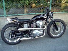 Kawasaki W650 by Brat Style
