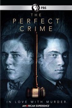 American Experience: The Perfect Crime [DVD] [2016]