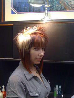Inspiração de cores e/ou corte de cabelo