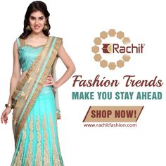 Get ready to stay ahead of the ‪#‎fashion‬ trend game with Rachit Fashion ‪#‎clothing‬.  Shop now - http://www.rachitfashion.com/  ‪#‎fashiontrends‬ ‪#‎outfit‬