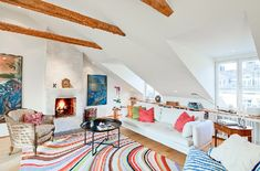 15 Most Colorful Apartments, presented by Freshome