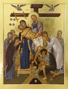 Αποκαθήλωσις / Descent from the Cross