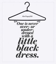 The LBD is a necessity. And a terrific garment on which to hang an incredible, inspirational event for your consignment or resale shop, thinks Kate Holmes of TGtbT.com