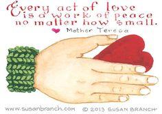 Friends of Susan Branch (F.O.S.B.) - Timeline