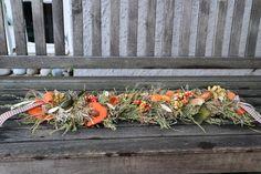 Herbst Tischdekoration Herbstdekoration Tischdeko von Missbellflower auf DaWanda.com