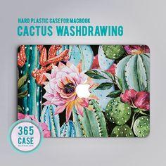 Hard Plastic MacBook air Case Cactus Macbook Air 13 by 365case