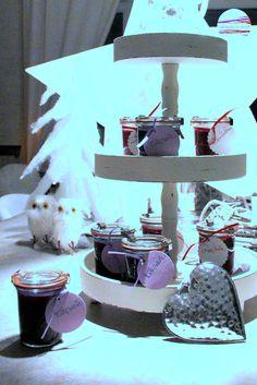 """Marmelade - *HeidelbeereJohannisbeeren Jam Spread """"Heidemarie"""" - ein Designerstück von CinnamonSwirl bei DaWanda"""