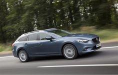 2013 Mazda6 Wagon (U