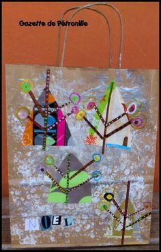 sac de Noël chez Pétronille
