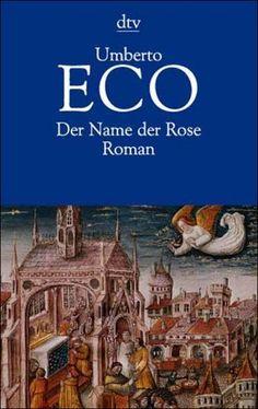 Umberto Eco, Der Name der Rose