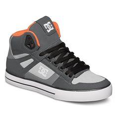 Hip Hop Shoes, Dc Shoes Men, Grey Light, Skate Shoes, Skateboard, Amazon, Sneakers, Fashion, Skateboarding