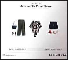 The Box Queen - Fashion & Lifestyle Loft Outfits, New Outfits, Fall Outfits, Nordstrom Half Yearly Sale, Happy New Years Eve, Queen Fashion, Stitch Fix Outfits, Tie Front Blouse, Blouse Outfit