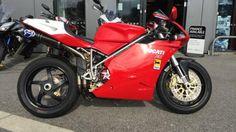 2002 Ducati 748 Biposto Just arrived :)
