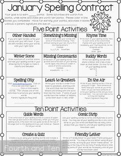 77 best spelling homework images school language english rh pinterest com