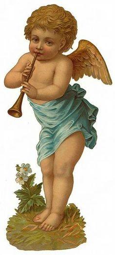 Angel & Fairies – Vintage Images Download