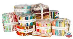 New pre-cuts from Moda Fabrics, including Wrens & Friends, Scrumptious, Sweet Pea, Vin du Jour & more!