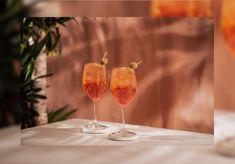 Cocktails, Drinks, Tranches D'orange, Jus D'orange, Flute, Tableware, Tonic Water, Italian Wine, Blonde Ale