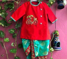 Little Girl Dress Patterns, Kids Dress Patterns, Little Girl Dresses, Baby Boy Ethnic Wear, Kids Ethnic Wear, Baby Boy Suit, Baby Boy Dress, Kids Dress Wear, Kids Wear
