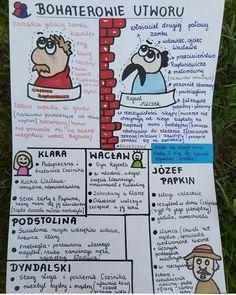6 Traits Of Writing, Polish Language, School Study Tips, School Motivation, School Subjects, School Notes, Study Notes, Chemistry, Back To School