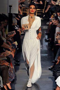 80's Retro / Madonna 80's Era Revived 2012 - Jean Paul Gaultier