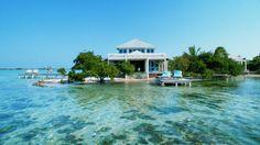 Cayo Espanto, Belize. :)