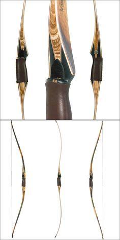 Tomahawk Bows - Diamond Woodland Hunter Longbow image