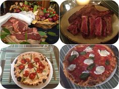 From our menu pizzas & fresh meat cooked on the josper grill at  our Al Fresco #Trattoria in #Florence