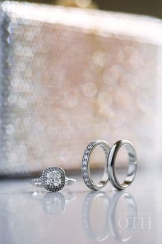 Engagement Ring and Wedding Bands | Brides.com
