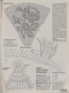 FiletHakeln Sonderheft - FI 194 Hakelnmaschen - Aypelia - Picasa webbalbum