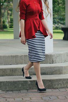 Find modest apostolic clothing at Facebook.com/rebeccaandco #apostolicfashion…