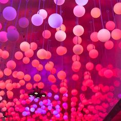 London designers Cinimod Studio have completed a lighting installation for SNOG frozen yoghurt shop in Soho, London.