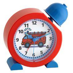 "TFA ""armadillo-Tata"" children with fire alarm siren, 130 x 52 x 133 mm Special Conditions ""Knderwecker Techno, Homewares Online, Alarm Clock, Ebay, Fire Fighters, Armadillo, Wall Clocks, Products, Children"