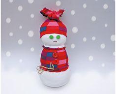 Kardan Adam, Eğlenceli Dikiş - Projedenizi