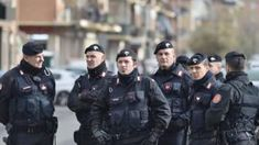 Mafia raids: Police in Italy and Germany make 169 arrests