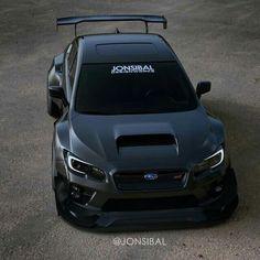 Subaru STU WRX..