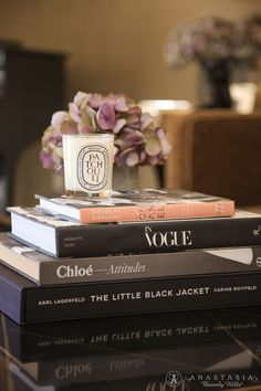 Beyond the Brow | Official Blog of Anastasia Beverly Hills - Chic Books To Dress Up Your Coffee Table