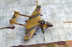 De Havilland DH 100 Vampire by ekki01 (Airfix 1:72)
