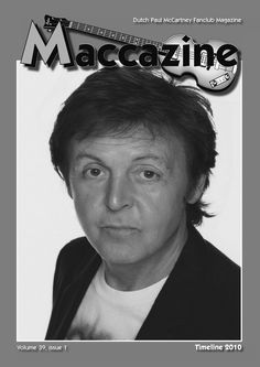 Maccazine – Timeline 2010, news special. Volume 39, number 1, 2011. Paul McCartney Fanclub – www.mccartneymaccazine.com
